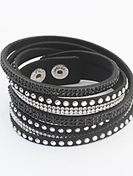 cheap -European Trendy All-match Wrap Bracelet(1pc) Jewelry Christmas Gifts