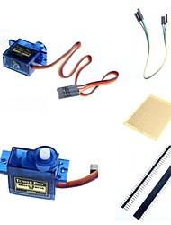Недорогие -дистанционного управления самолетом сервоприводы и аксессуары для Arduino
