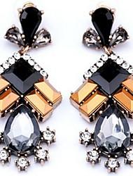 masoo nuovi orecchini gioiello arriva goccia d'acqua delle donne