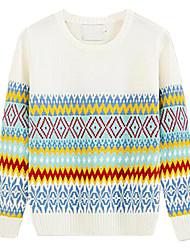 cheap -Men's Classic & Timeless Pullover - Multi Color, Print