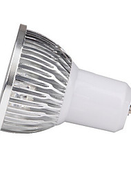 cheap -1 pcs GU10 4W 4X High Power LED 400LM 2800-3500/6000-6500K Warm White/Cool White Spot Lights AC 85-245V