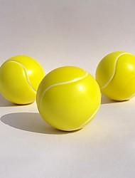 Недорогие -Детские спортивные снаряды Детские игры с ракеткой Tennis Sponge Ball(1 PCS) Веселье Универсальные Мальчики Девочки Игрушки Подарок