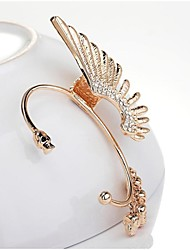 cheap -Ear Cuffs Alloy Simulated Diamond Wings / Feather Jewelry Daily Casual Sports 1pc