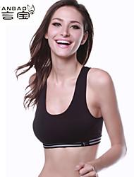 cheap -Women's Full Coverage Bras Sports Bras - Striped