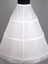Slips A-Line Slip Floor-length 1 White