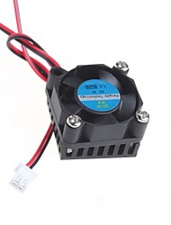 Cm Radiator Fan / Graphics Card Fan / Silent Fan 5V - Black Color