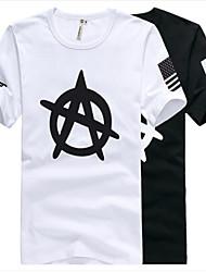 moda t-shirt de manga curta redes dos homens