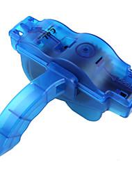 abordables -Brosse de Nettoyage de Chaîne Portable, Pratique Cyclotourisme / Vélo à Pignon Fixe / Vélo tout terrain / VTT Plastique
