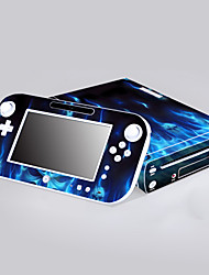 abordables -b-skin® couverture d'autocollant de protection autocollant de contrôleur de la peau de la console Wii U