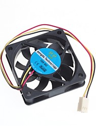 cheap -6CM Computer Chassis Cooling Fan 12V