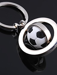 cheap -Keychain Silver / Screen Color Alloy Fashion For Birthday / Gift