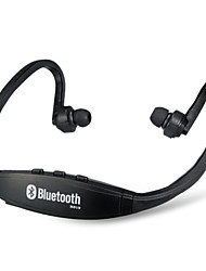 economico -bs19 cuffie auricolari per auricolari bluetooth wireless on-ear (nero)