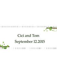 cheap -Wedding Décor Personalized   Banner --- Green Clover