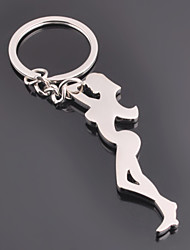 Fashion Advertising Gift Keychain Light Beauty Keychain
