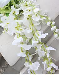 abordables -Fleurs de mariage Bouquets Mariage Fête / Soirée Soie 20cm