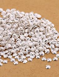 preiswerte -- Finger/Zehe - Nail Schmuck/Andere Dekorationen - Metall - 500 Stück - 11*7.5*1.5 cm