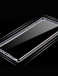 Funda Trasera Ultra-Fino Color Sólido TPU Suave Cubierta del caso para HuaweiHuawei P8 / Huawei P8 Lite / Huawei P8 Max / Huawei Honor 4C