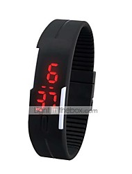 cheap -Sport Fitness LED Waterproof JellyWrist Watch
