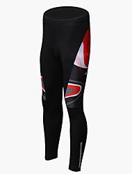 Realtoo Cyklo kalhoty Pánské Jezdit na kole Kalhoty Spodní část oděvu Prodyšné Rychleschnoucí Odolný vůči UV záření Odolné vůči prachu