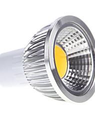 abordables -250-300 lm GU10 Eclairage Par LED MR16 1 diodes électroluminescentes COB Intensité Réglable Blanc Chaud Blanc Froid Blanc Naturel AC