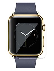 levne -ultrar tenký a lehký transparentní tvrzené sklo pro 42mm jablko hodinky