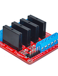 cheap -Four for Arduino Solid State Relay (Red)