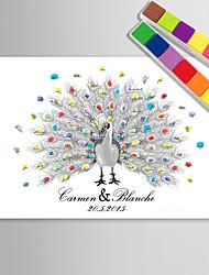 economico -Cornici e portafoto con firma - Giardino - Bianco