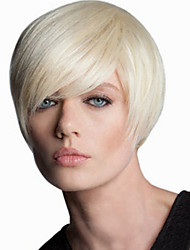 cheap -Europe And The United States  Sell Like Hot  Cakes  Style Color Cream Personality Short Wig