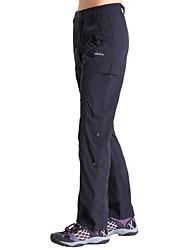 cheap -Women's Hiking Pants Quick Dry Ultraviolet Resistant Anti-Insect Wearable Breathable Lightweight Materials Pants/Trousers/Overtrousers