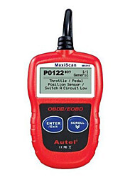 cheap -OBDII OBD 2 Scanner Code Reader Car Engine Fault Diagnostic Scanner Tool
