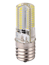 E17 LED Corn Lights T 80 SMD 3014 600 lm Warm White Cold White 2800-3200/6000-6500 K Dimmable AC 110-130 V
