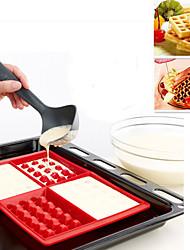 kalupa za pečenje Čokoladno smeđa Keksi Torta/kolači Silikon Eco-friendly Visoka kvaliteta
