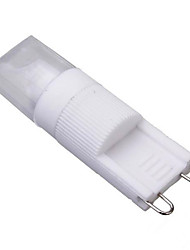 abordables -ywxlight® 2w g9 led luces de maíz 1 mazorca 150-200 lm blanco cálido blanco frío regulable ac 220-240 ac 110-130 v