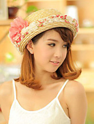 cheap -Women knot Basketwork Hats With Special Occasion/Casual/Outdoor Headpiece(More Colors)