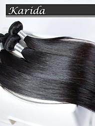 economico -3 pc / lotto 100% non trattato dei capelli umani vergini, tessuto dei capelli capelli peruviani vergini all'ingrosso