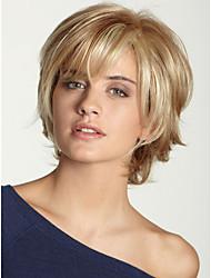 Human Hair Capless Wigs