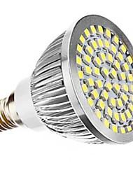 cheap -E14 7W(=Incan 60W) 60X2835SMD 700LM CRI>80 WarmWhite/White Light LED Spotlight Bulb AC110V /220V