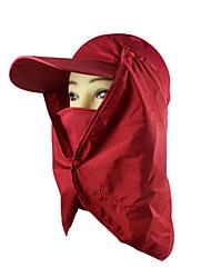 economico -Cappello da pesca Cappello resistente a UV Caps/Cappellino Bicicletta Impermeabile Asciugatura rapida Resistente ai raggi UV Anti-polvere