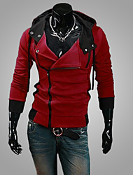 cheap -High Quality 2015 Hoodies Men Youth Spring Clothing Fashion Coat 6XL
