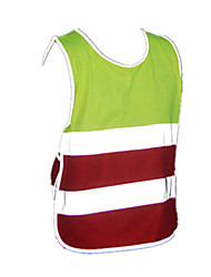 cheap -Cycling Vest Kid's Unisex Sleeveless Bike Vest/Gilet Top Winter Bike Wear Breathable Lightweight Materials Reflective Strips Camping /