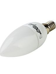 E14 Luci LED a candela C35 10 SMD 2835 200 lm Bianco caldo Luce fredda 3000/6000 K Decorativo AC 220-240 V