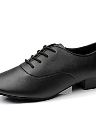 Chaussures de danse() -Non Personnalisables-Talon Bottier-Similicuir-Modernes Salon