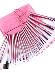 cheap -22pcs Professional Makeup Brushes Makeup Brush Set Goat Hair Brush / Artificial Fibre Brush / Synthetic Hair Travel 2 * Concealer Brush /