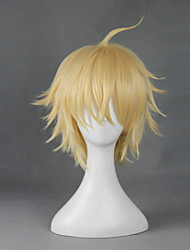 cheap -Cosplay Wigs Seraph of the End Cosplay Anime Cosplay Wigs 30 CM Heat Resistant Fiber Men's Women's