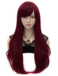 cheap -Synthetic Wig Straight Women's Capless Carnival Wig Halloween Wig Very Long Synthetic Hair