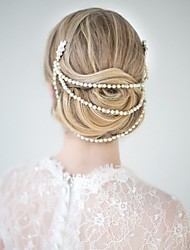 Fashion Vintage Carbonneau Vintage Rhinestone/Crystal/Diamomd Pearls Wedding Hair Cown Accessiors For Flower Girls