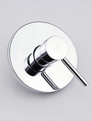 abordables -salle de bains shengbaier dans le mur monté robinet de bain et un mélangeur de robinet de douche