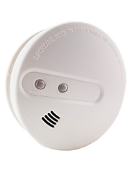 Wireless Fire And Gas Smoke Detectors For Fire Alarm With LED Indication