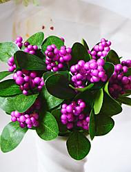 economico -fiori artificiali di alta qualità per la decorazione domestica mini simulazione di frutta verdure per decorazioni di festa