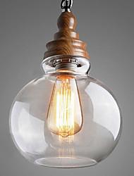 cheap -Pendant Light Downlight - LED, 90-240V / 110-120V / 220-240V, Yellow, Bulb Not Included / 10-15㎡ / E26 / E27